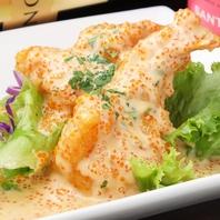 味わい深い魚卵を使ったお料理を飯田橋でどうぞ♪