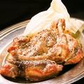 料理メニュー写真骨付鶏(ひな・おや)