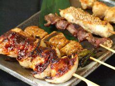 焼き鶏 山椒なべ とり粋 本店の特集写真