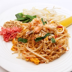 料理メニュー写真タイの焼ビーフン ~パッタイ~