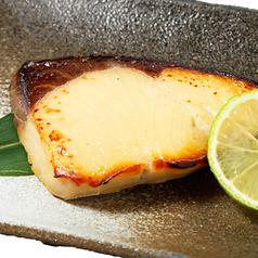 料理メニュー写真ブリの西京焼き