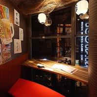 天王寺駅徒歩3分 2名様向け個室やカップルシートも人気
