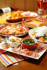 パンデメレ Pan de mere グランフロント南館のコース写真