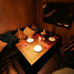 完全個室。合コン・女子会・誕生日会にも◎お早めのご予約を♪