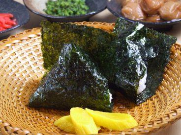 おにぎり 浅草 宿六のおすすめ料理1