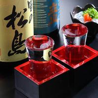 こだわりの日本酒・地酒