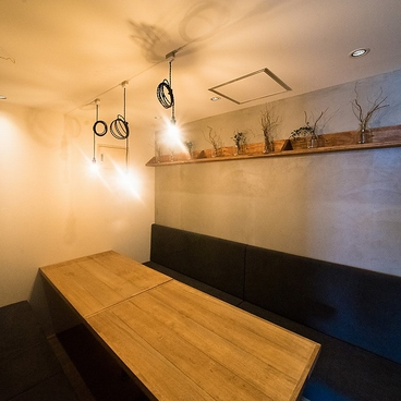 TSUKUMO食堂の雰囲気1