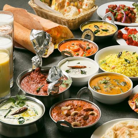 南インド料理 ナンディニ 虎ノ門店