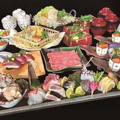 瀬戸内 海のもん とといちのおすすめ料理1