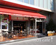 【AOI cafe店舗外観・昼】