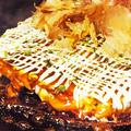 料理メニュー写真お好み焼き基本ベース
