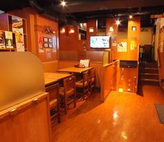 美味しいお料理とお酒が楽しめるお店。
