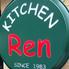 キッチン れんのロゴ
