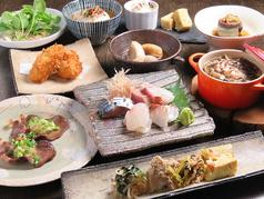 Modern Japanese Style とら TORA 熊本のコース写真