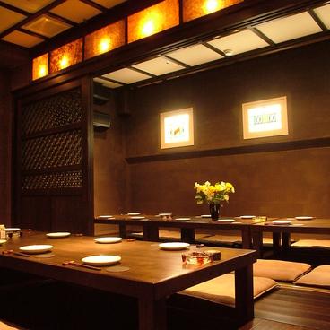 Modern Japanese Style とら TORA 熊本の雰囲気1