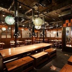 琉球焼肉NAKAMAの雰囲気1