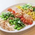 料理メニュー写真日替わりサラダ