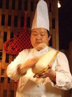 本場!中国で鍛えた刀削麺