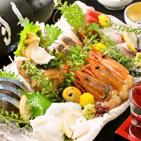 日本酒×刺身を心ゆくまで楽しむ!神田の行きつけにしたくなる居酒屋3選