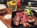 料理メニュー写真数量限定☆国産牛ローストビーフのサイコロステーキ