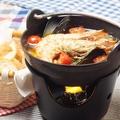 料理メニュー写真海の幸のアヒージョ