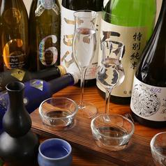 炭焼きと日本酒 らんぷのおすすめドリンク2