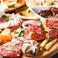 豪華肉盛りプレート(鶏、牛、豚)