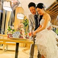 【貸切】40名様~OK!女子会・記念日・結婚式二次会に◎