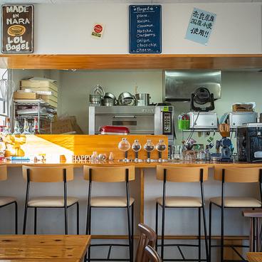 bagel&cafe LoL ベーグル&カフェ ロールの雰囲気1