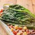 料理メニュー写真グリルロメインレタスのシーザーサラダ