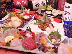 日本酒と肴のお店 こりんのコース写真