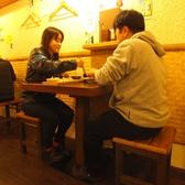 サーモン料理専門店 鮭バルの雰囲気3