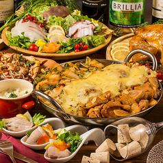 地鶏専門 個室居酒屋 吉庭のコース写真