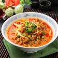 料理メニュー写真タンタン麺/ネギチャーシュー麺