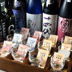 炭焼きと日本酒 らんぷのおすすめドリンク1