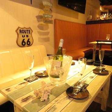 CAFE&DINING ハマカレの雰囲気1