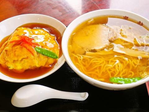 旨い、早い、安い、そしてボリュームたっぷり。丁寧に仕込まれた極上のスープが美味。
