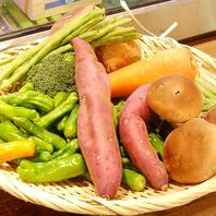 【新鮮・美味しい・安心】地場野菜を毎朝市場から仕入