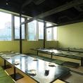 30名以上個室 【最大138名様】まで★