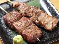 料理メニュー写真牛タン/牛串
