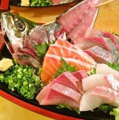 個室で味わう海鮮 軍鶏 馬肉の専門店 叶え家 川崎 2号店の特集写真
