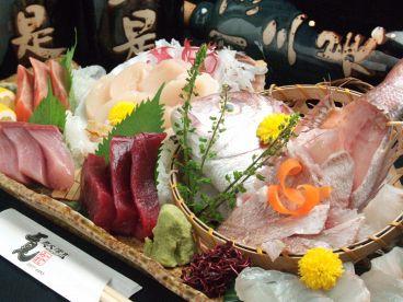 炭火割烹 三是 新宿南口店のおすすめ料理1
