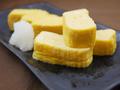 料理メニュー写真和食のたまごのふっくら卵焼き