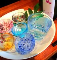 日本酒各種(600円)~ご用意。