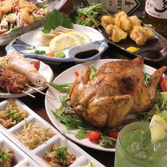 炭火焼き鳥 壱番鶏 神辺店のおすすめ料理1