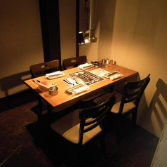 半個室席※個室での宴会利用の場合、最大28名様まで。そのほかご不明な点はお気軽にお問い合わせください。