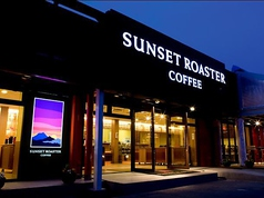 サンセット ロースター コーヒー SUNSET ROASTER COFFEEの写真