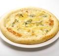 料理メニュー写真ゴルゴンゾーラチーズとハチミツのピッツァ