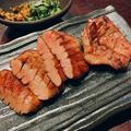 料理メニュー写真仙台名物 牛タンの塩焼き