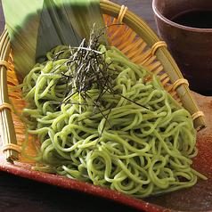 料理メニュー写真北海道産!知床そば【冷】